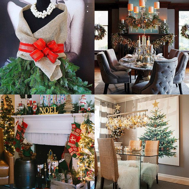 Holiday Home Decor Best of 2016 Decorating Ideas Pinterest