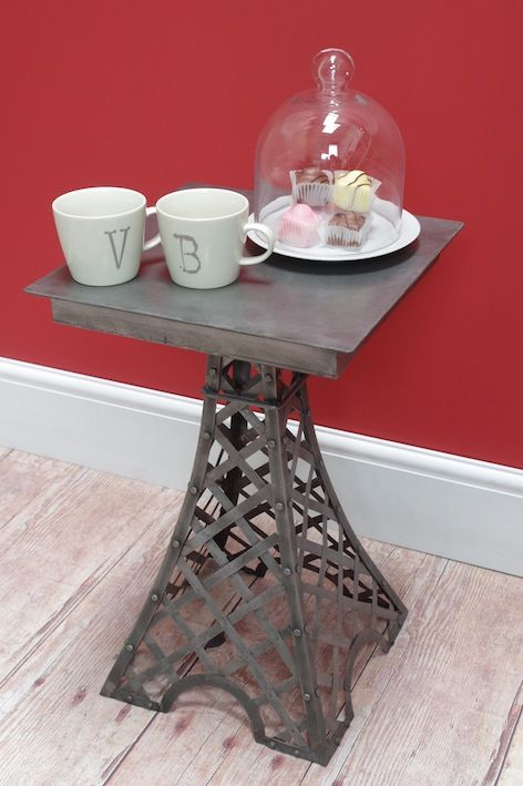 Vincent And Barn | Eiffel Tower Side Table | £85
