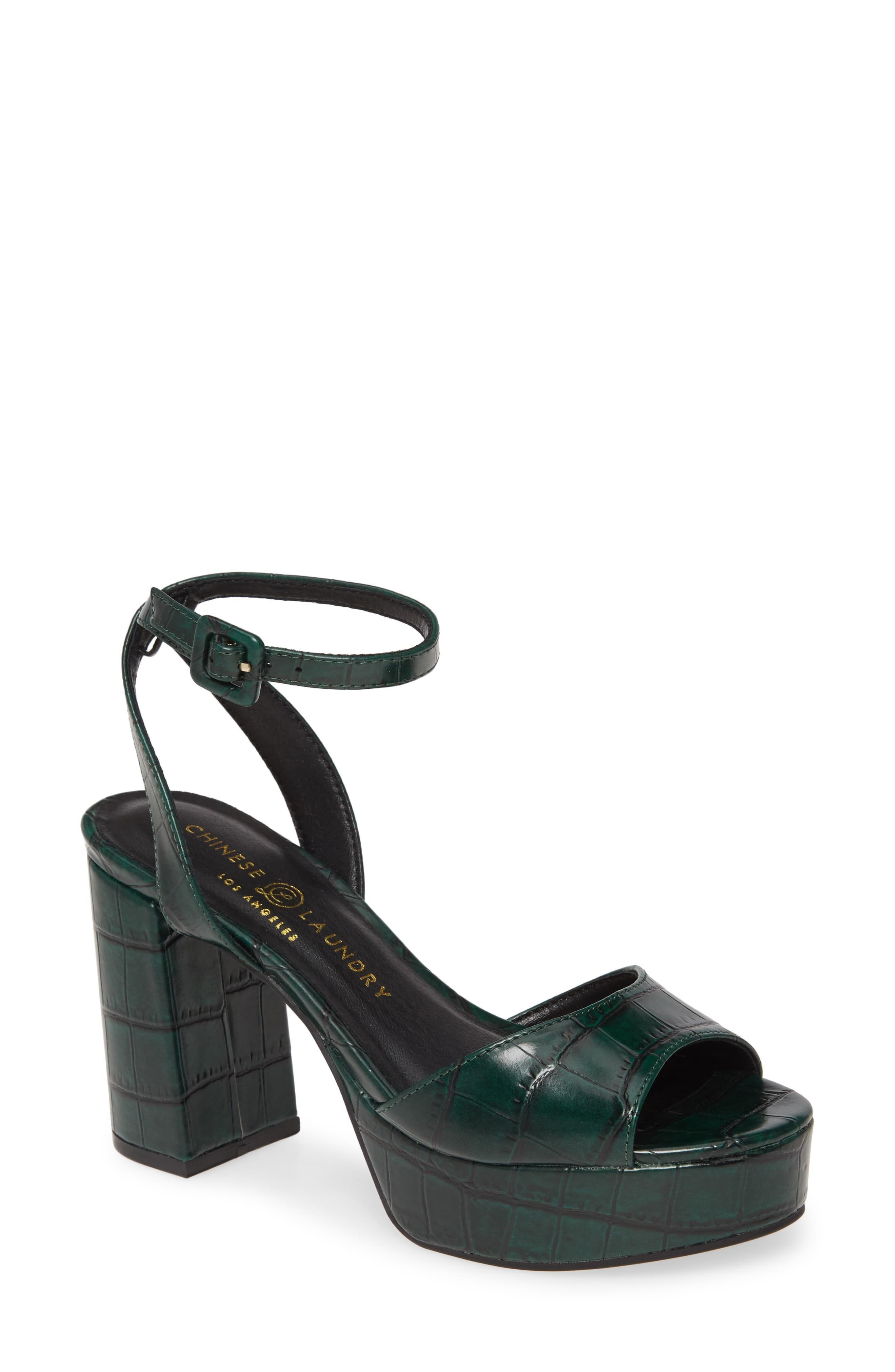 Chinese Laundry Theresa Platform Sandal Women Womens Sandals
