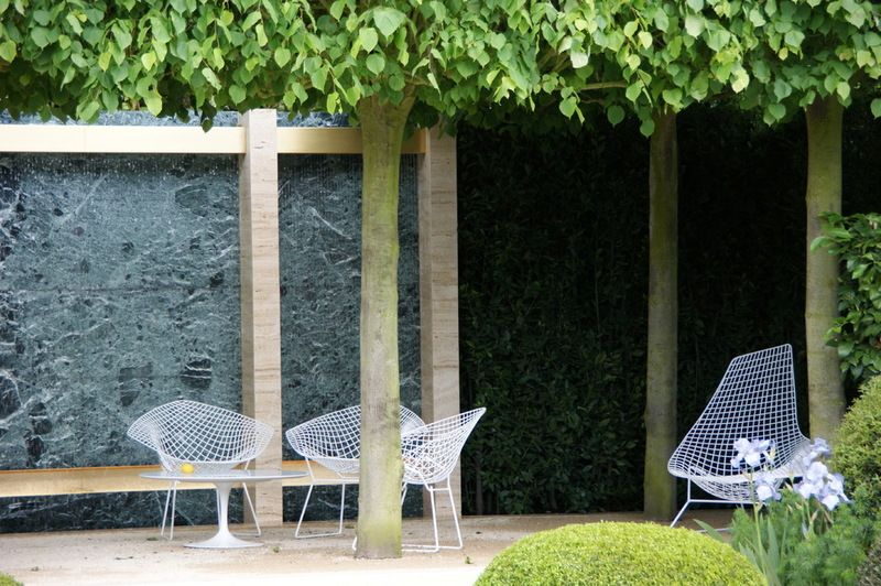 Contemporary Landscape Chelsea Flower Show 2014 - The Telegraph Garden