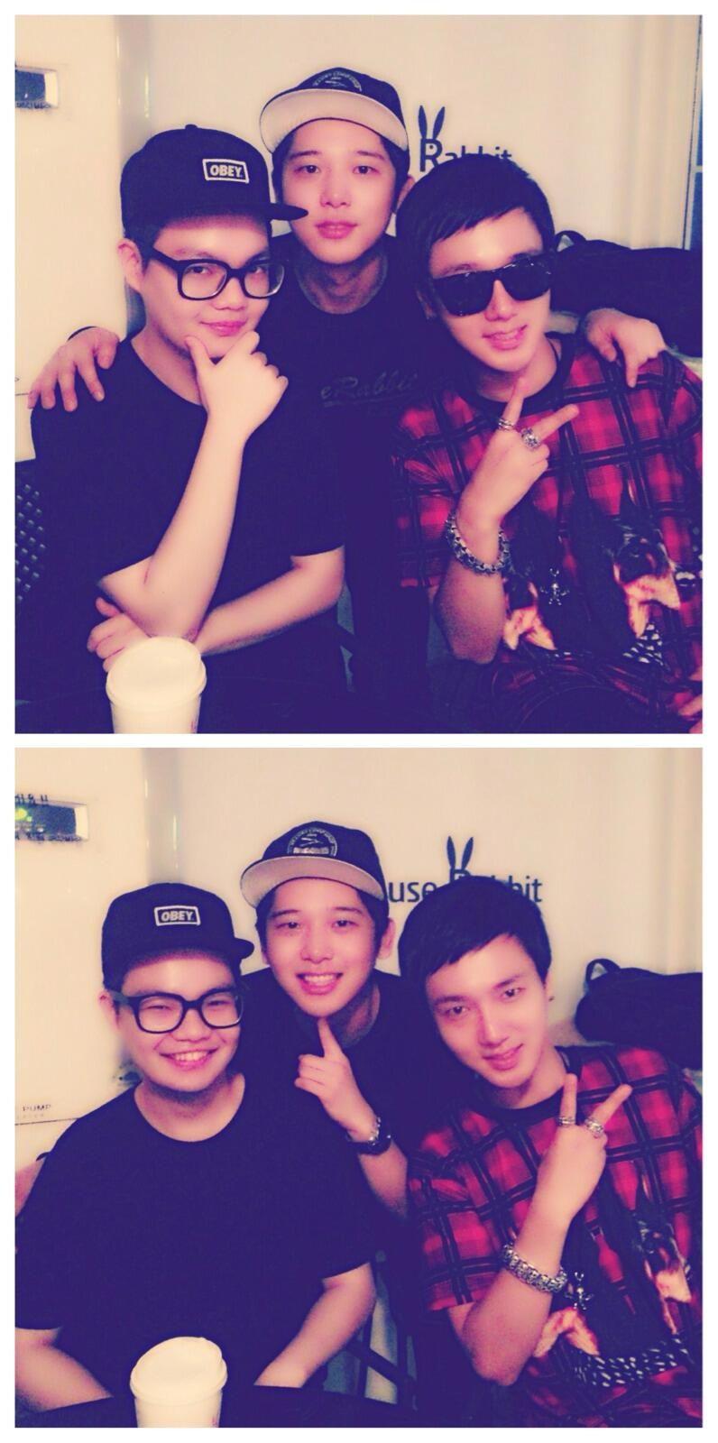 ❤예성❤ 3 Aug: 투브라더~~ BrotherSu & JIN ~~^^