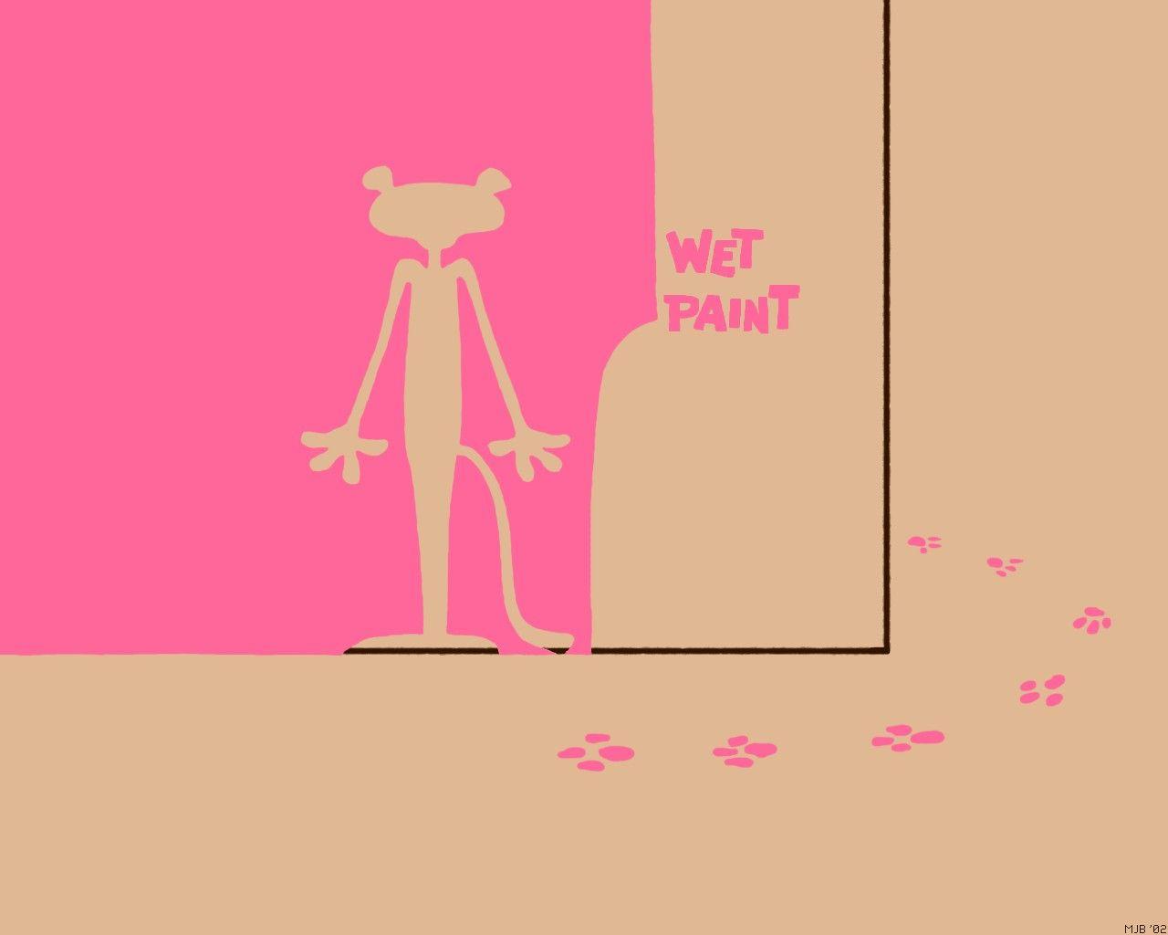 Pink Panther Background Pink Panther Cartoon Pink Panthers Pink Panter