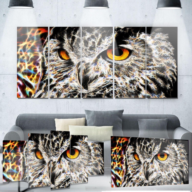 Designart 'A Real Hoot' Owl