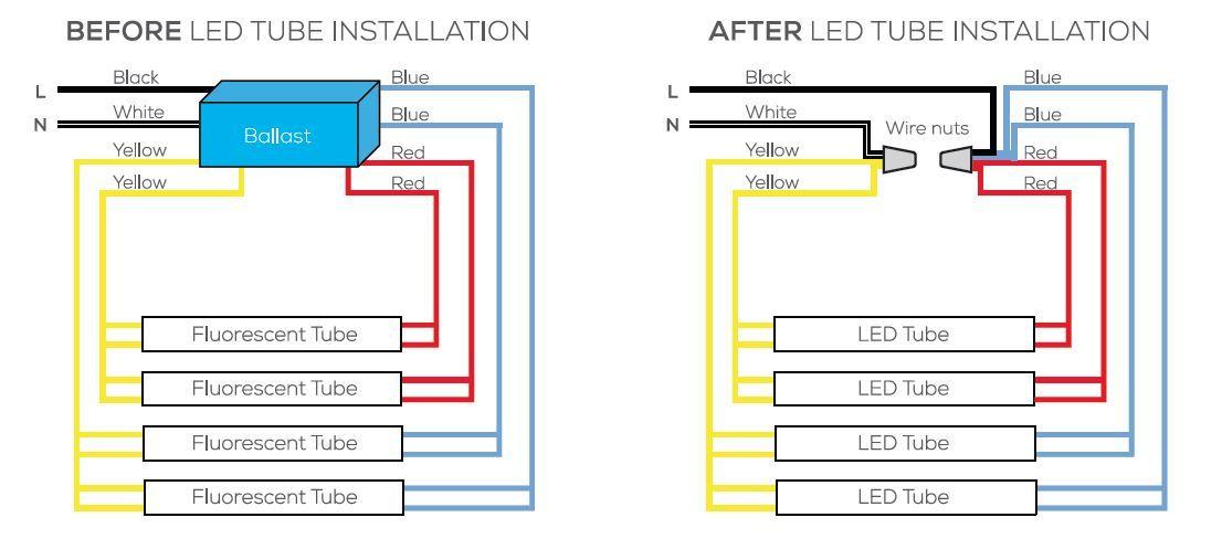 Tube Wiring Diagram Bookingritzcarlton Info Diagram Tube Fluorescent Tube