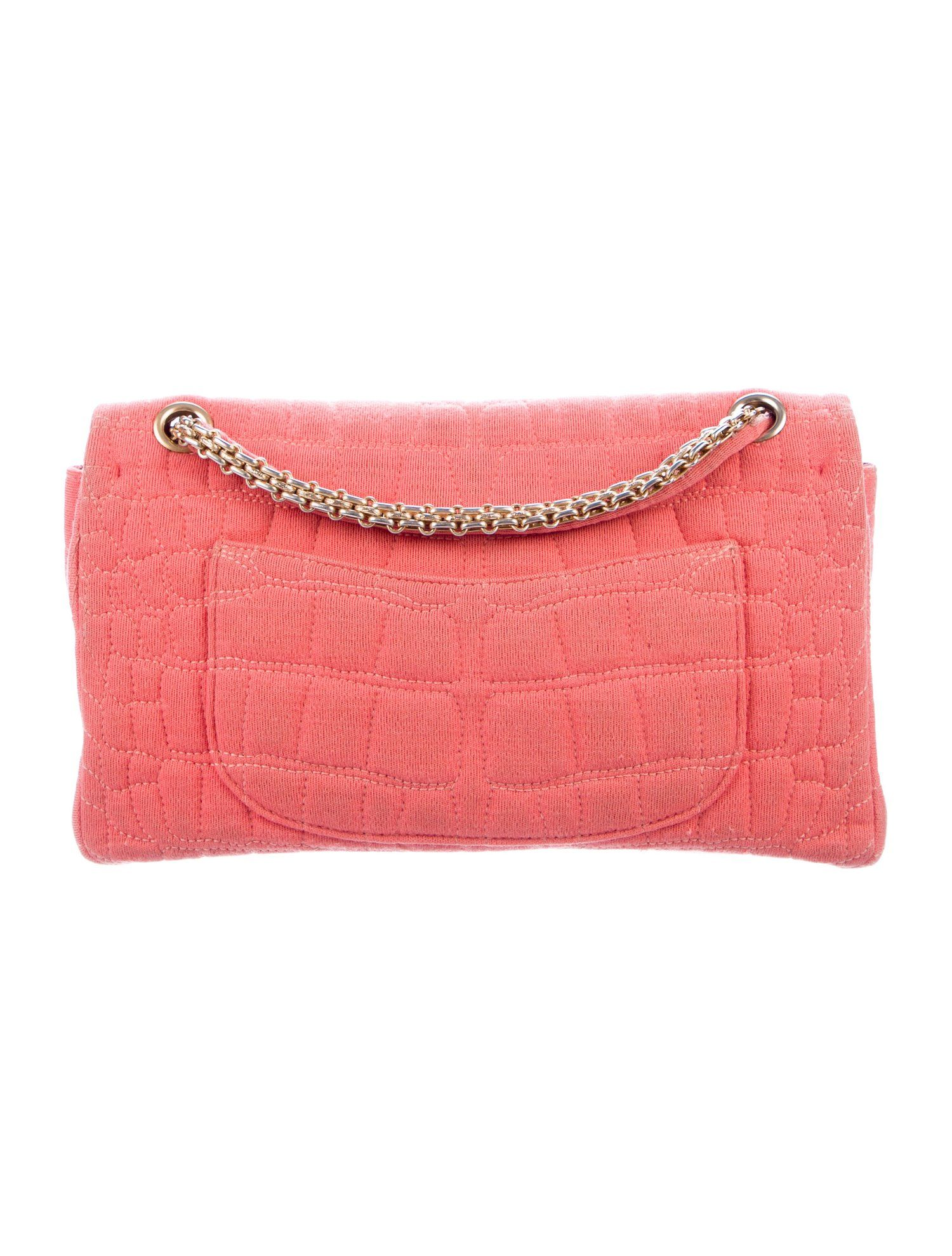 9bb855d8ac9a Jersey Croc Reissue Double Flap Bag in 2019 | Styles Inspiration ...