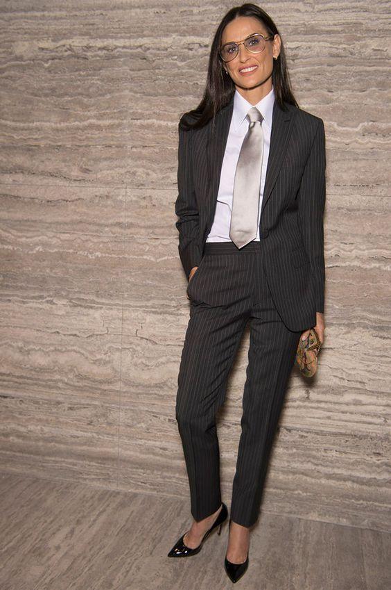 Офисные женские костюмы: мода 2017 года. Офисная одежда ...