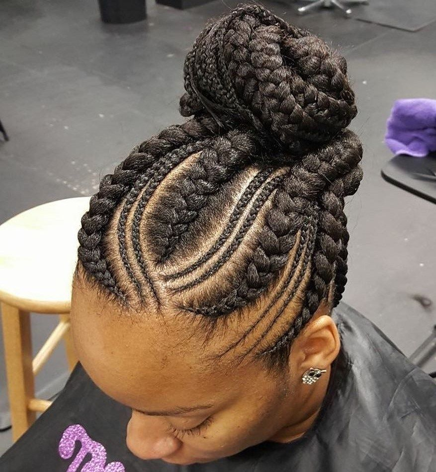 I.pinimg.com Best Braided Hairstyles For Black Women Black Health And Wealth