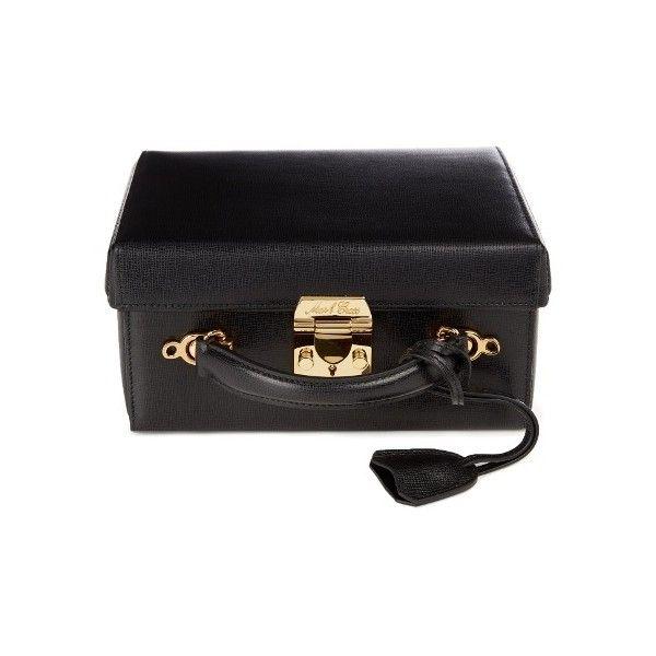 Grace large saffiano-leather box bag Mark Cross uCHCU
