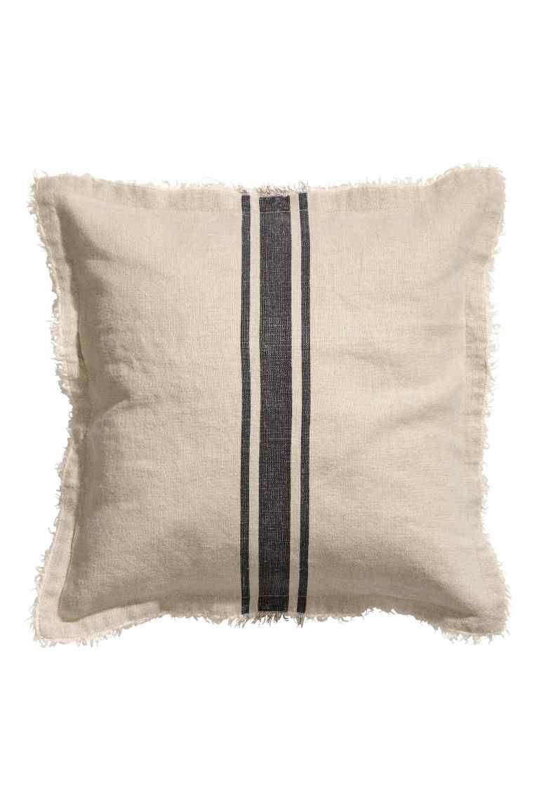 Erin cojín 50x30 | Lino textil, Textil hogar, Decoracion de
