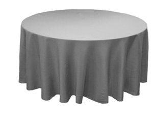 the table cloths
