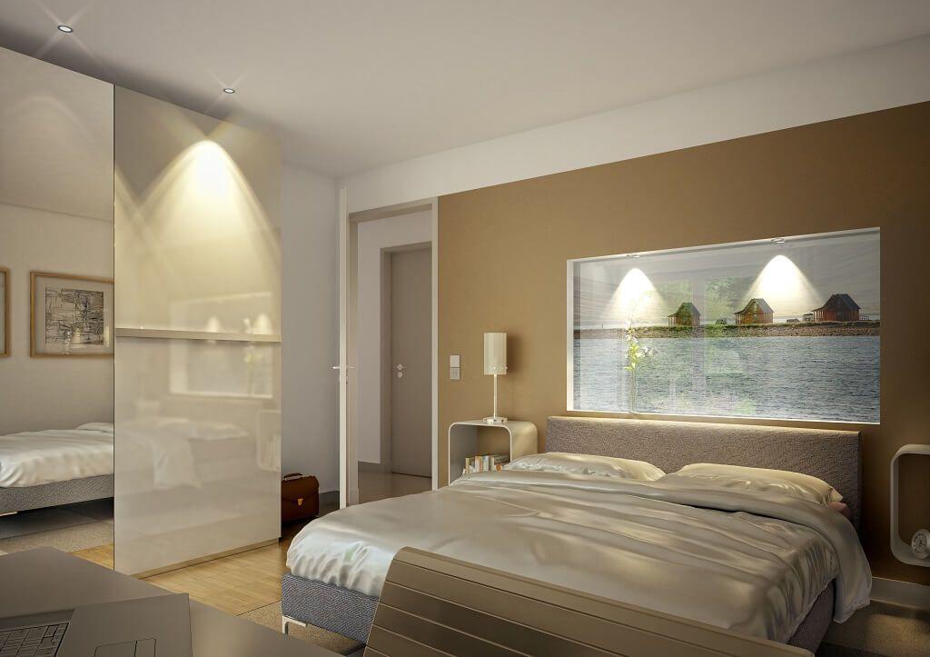 Schlafzimmer Ideen - Interior Design Evolution 111 V6 Bien Zenker