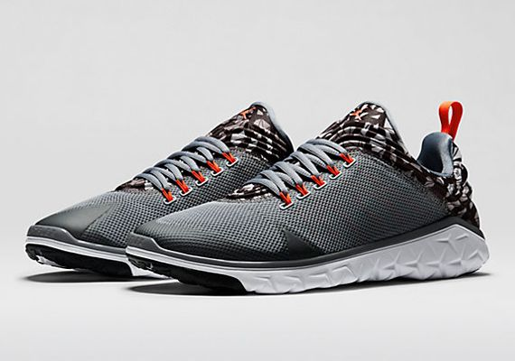 491ebfa3d3f7 Jordan Flight Flex Trainer – Cool Grey – Pure Platinum – Team Orange ...
