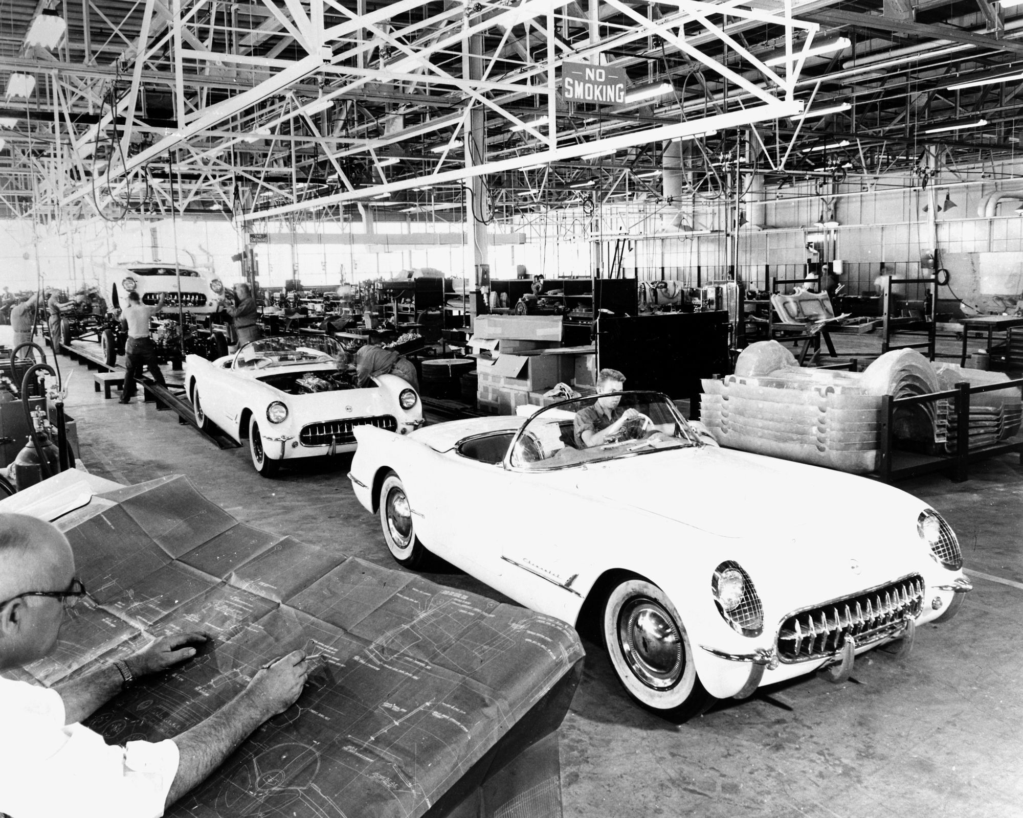 Petersen to pay tribute to the Corvette for its 60th anniv ...