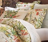 dream duvet set (secret garden from pottery barn)... why must it be discontinued?!?