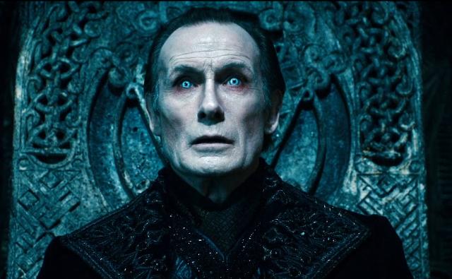 Vampireoftheday Saturday Is Bill Nighy As Viktor In Underworld He Plays Creepy So Well Bill Nighy Bill Nighy Harry Potter League Of Legends