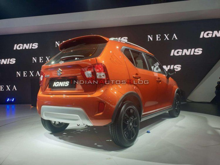 2020 Maruti Ignis Facelift Unveiled Pre Bookings Open Live