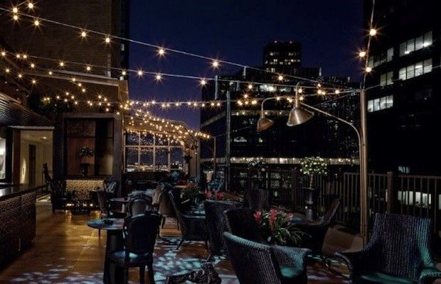 Get amorous Upstairs at The Kimberly Hotel. - 22 Awesome No-Fail Date Spots in NYC | Complex