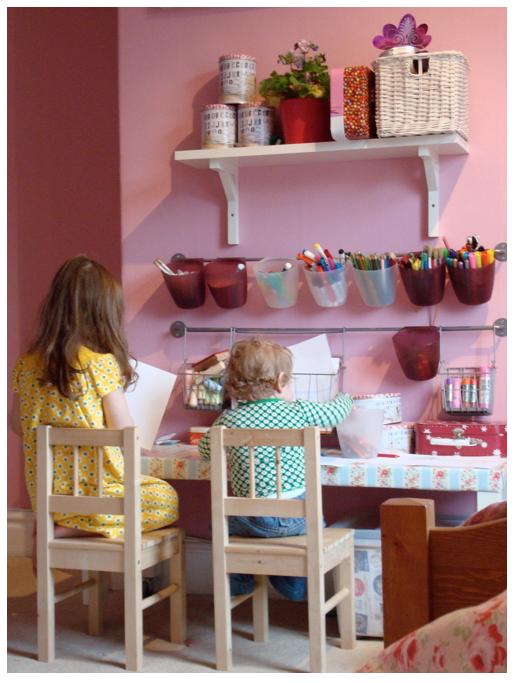 Qué en tu hogar siempre haya un espacio para los niños.