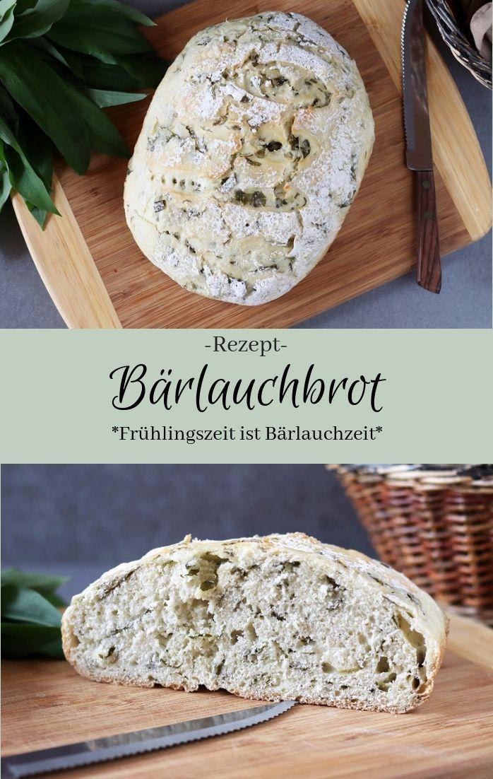 Photo of Recipe: wild garlic bread – the inspiring life