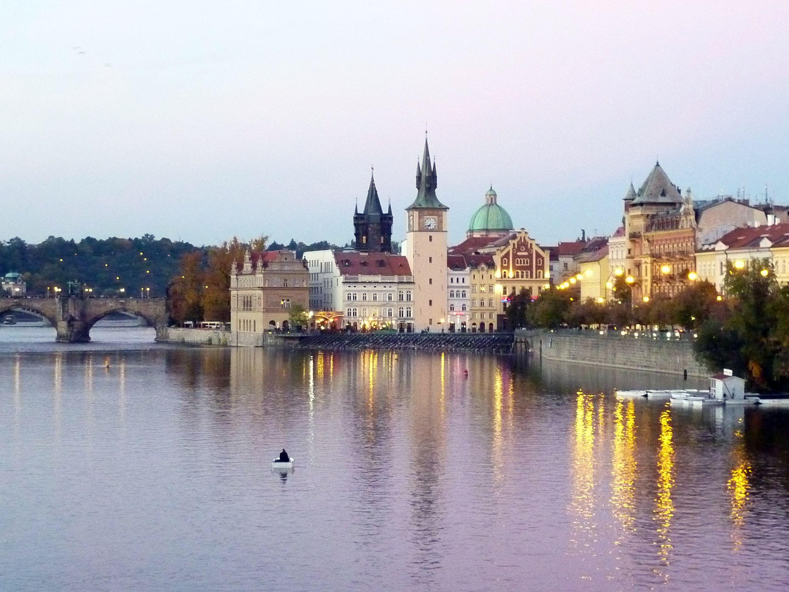 Prague Czech Republic Lugares