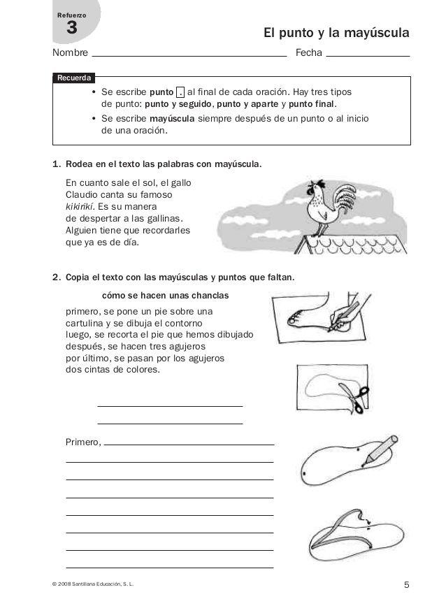 Lengua repaso y ampliaci n 3 primaria santillana for Interior sinonimos