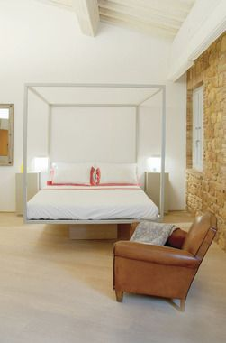 A Chic Tuscan Village Hideaway Hotel Room Design Furniture