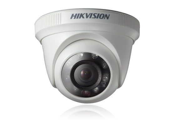 Rock Camera Surveillance : Ds 2ce55a2p irp analogue 700tvl dis ir fixed dome camera 2.8mm