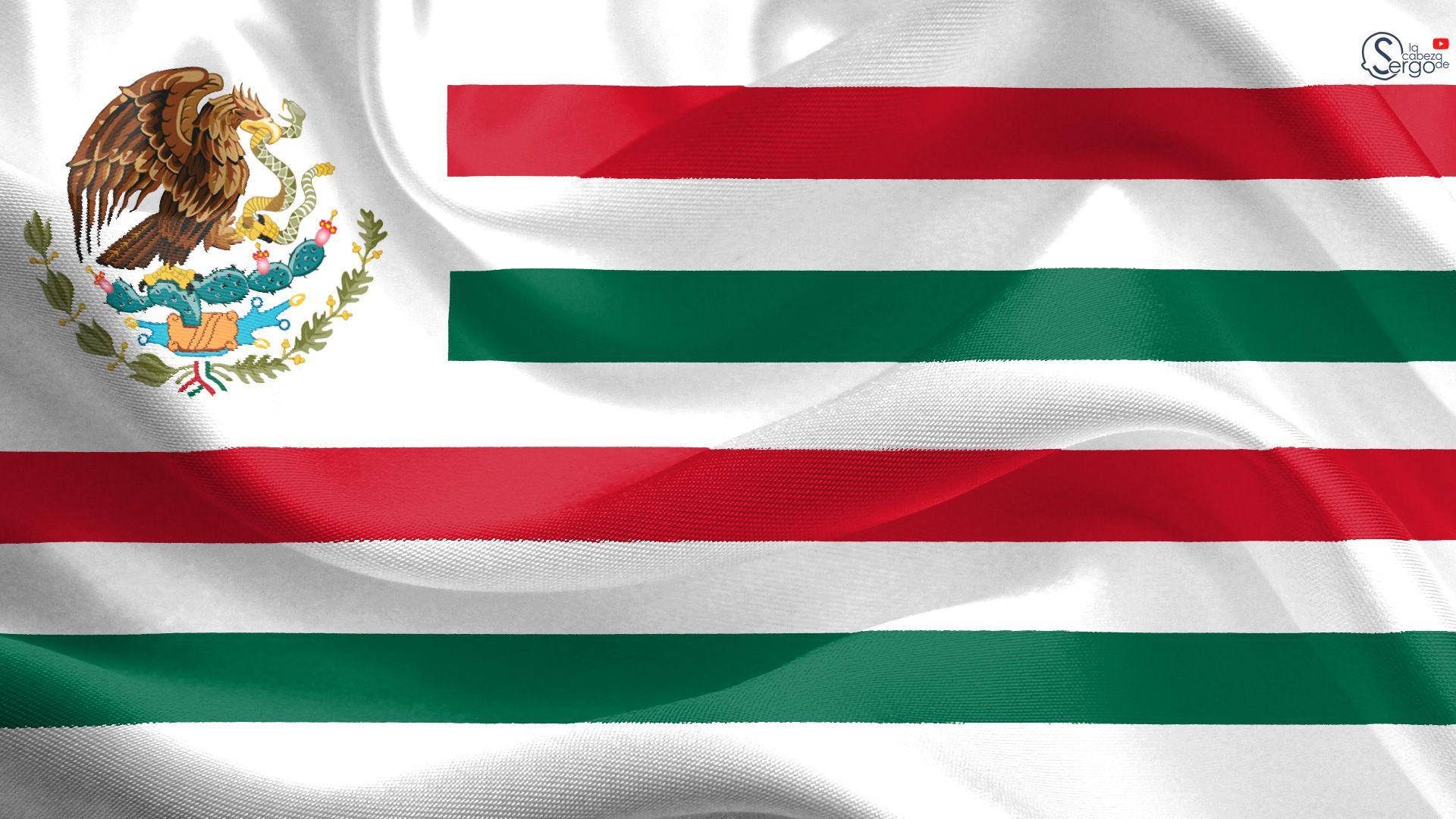Bandera De Mexico Combinada Con Uruguay Banderas Mexico Bandera Bandera