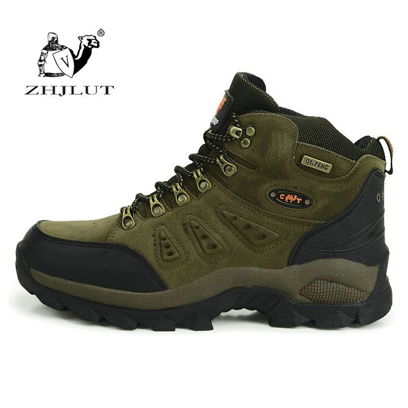 Men Hiking Shoes Outdoor Sport Cool Trekking Mountain Climbing Athletic Shoes