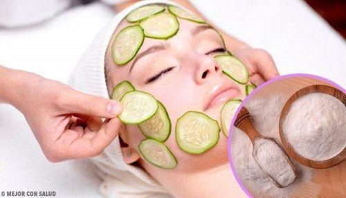 6 maschere per eliminare le impurità dalla pelle del viso – Vivere più sani