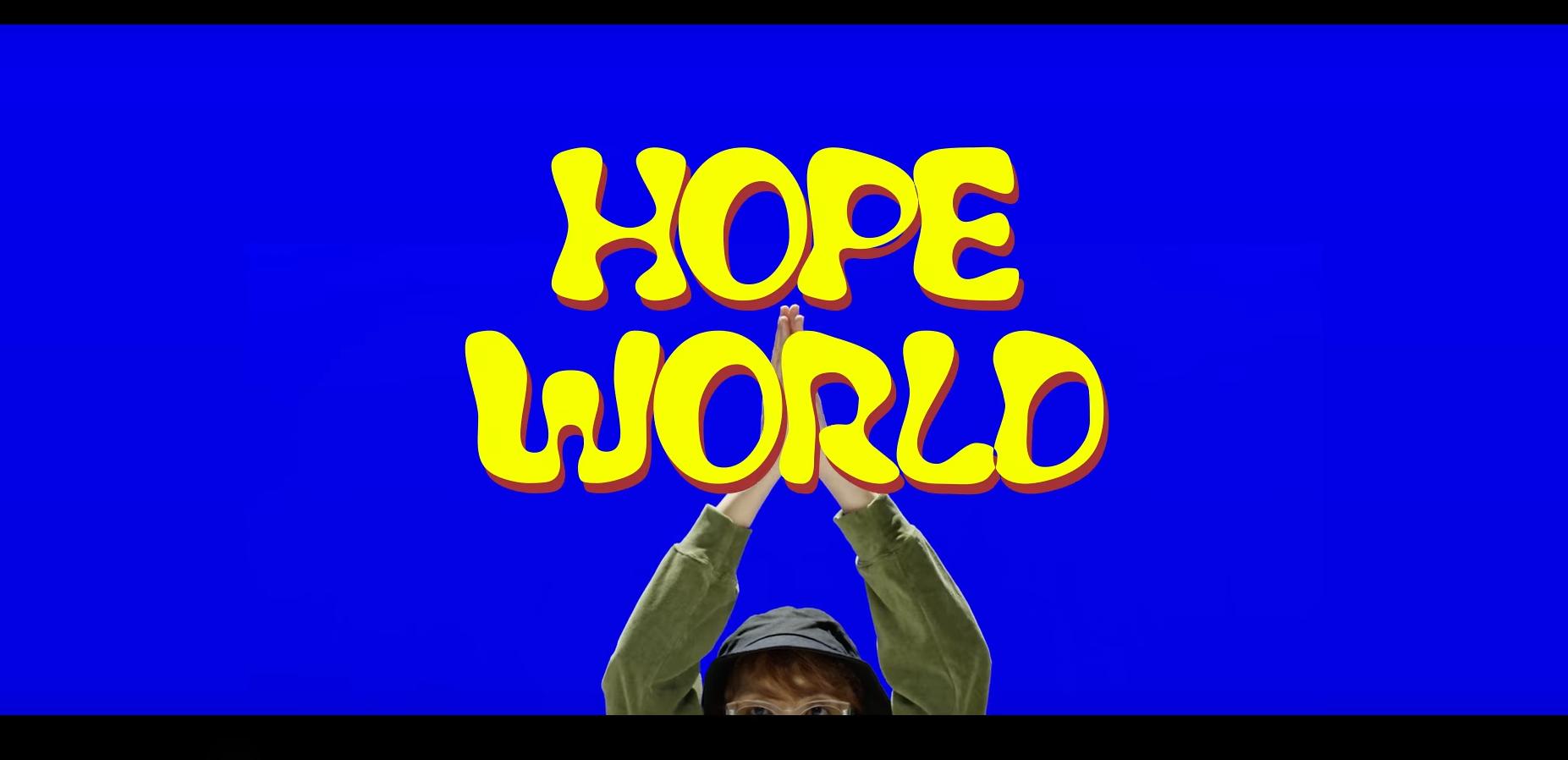 J Hope Daydream Mv Hope World Mixtape Bts Desktop Wallpaper