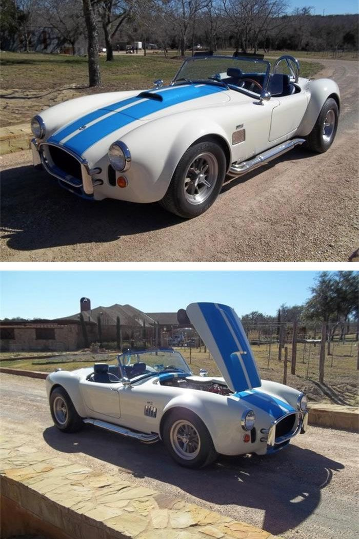 rarest-american-cars-1991-shelby-completion-cobra - The year is ...