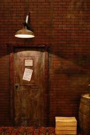 Speakeasy Entrance Speakeasy Decor Speakeasy Door Speakeasy