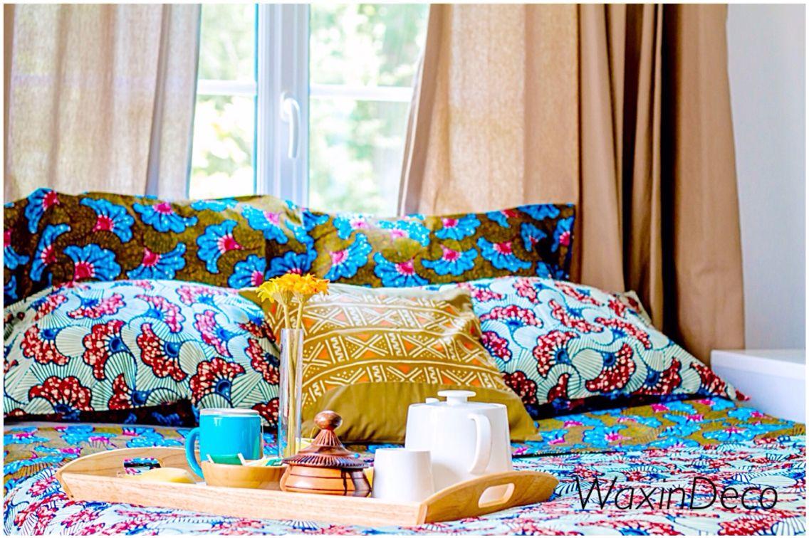 African Fabrics African Prints Fleurs De Mariage Linge De Lit Housse De Couette Linge De Lit Housse De Couette Linge De Maison