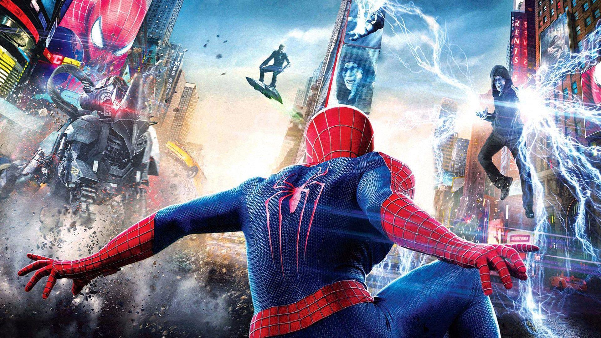 Sehen The Amazing Spider Man 2 Rise Of Electro 2014 Ganzer Film Deutsch Komplett Kino The Amazing Spider Man 2 Rise Spiderman Peter Parker Superhelden Filme