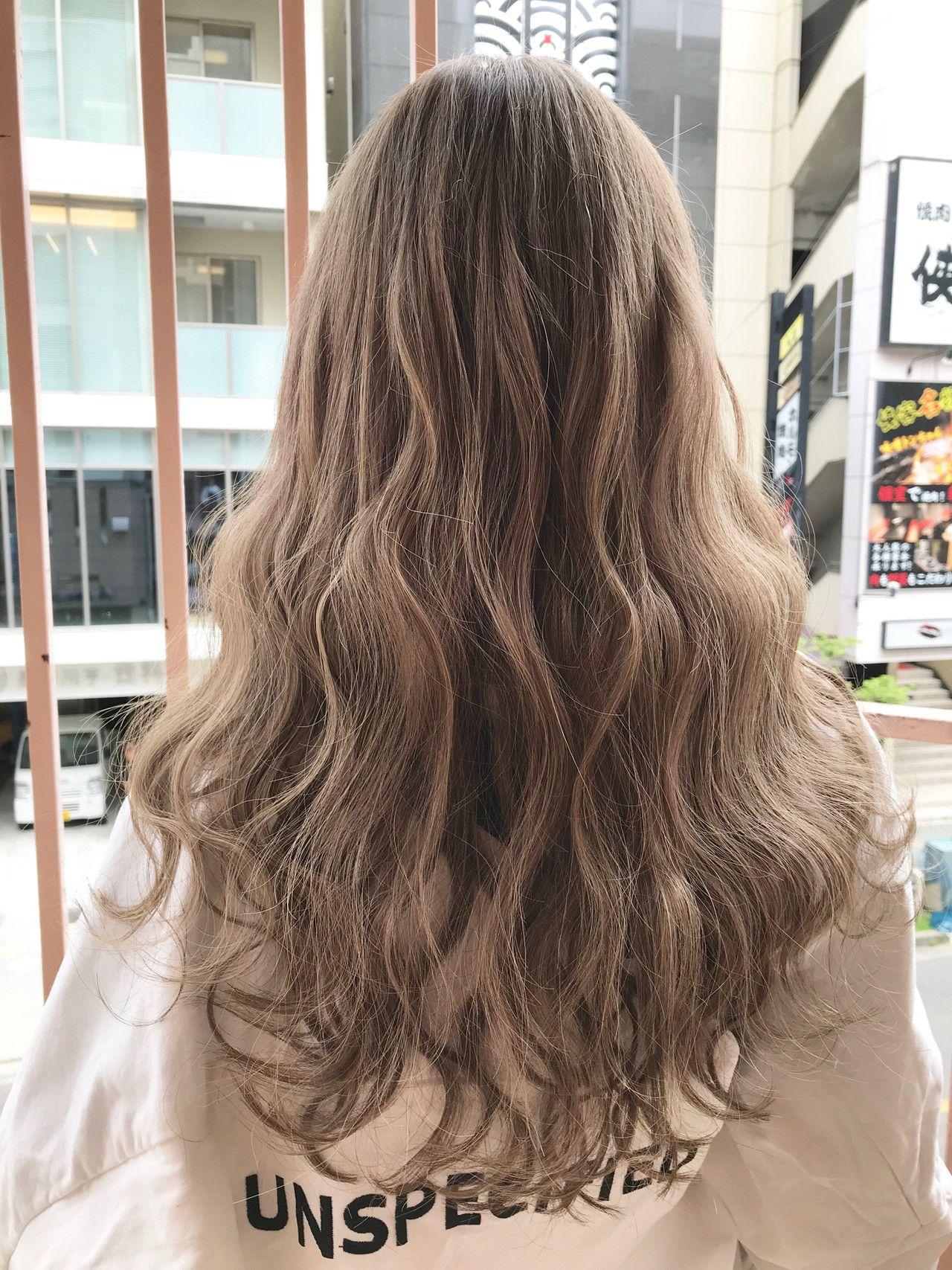ボード ロングヘア Long Hair バック のピン
