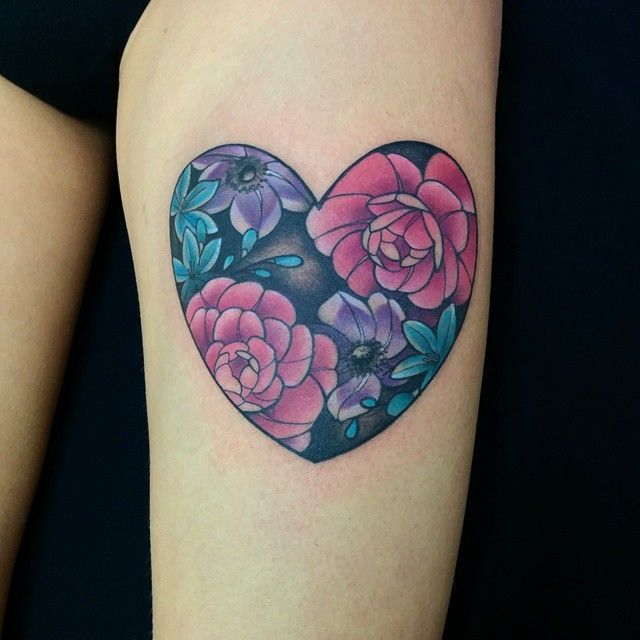 4a2ba20b2cf65 by marlenmckey | ink. | Tattoo designs, Ankle tattoo designs ...
