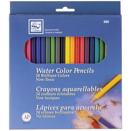 Toys Watercolor Pencils Colored Pencils Watercolor