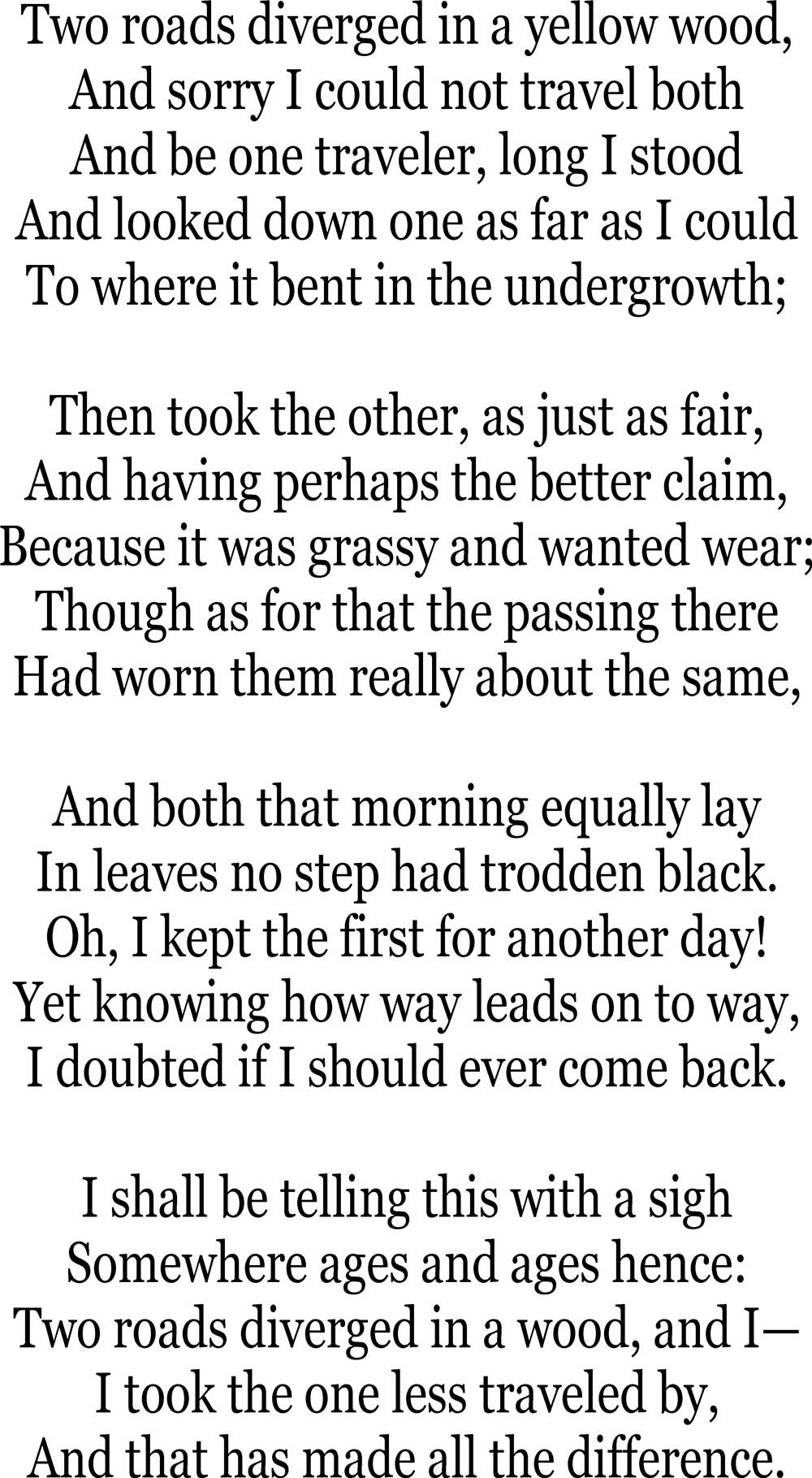 The Road Not Taken By Robert Frost Http Www Annabelchaffer Com Poem Poetry Ode To Autumn John Keat Summary