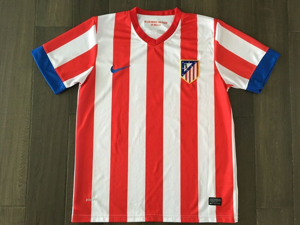 Barrio escaldadura A fondo  ATLETICO MADRID JERSEY #9 FALCAO Size M #Nike   Atlético madrid, Falcao,  Jersey