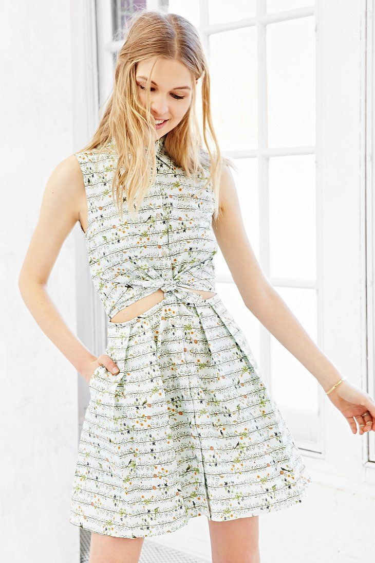 Samantha pleet x uo scout dress urban outfitters u oh what to