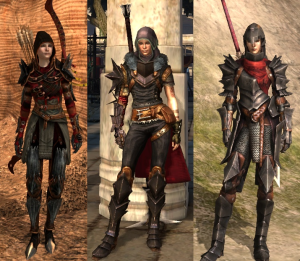 Armor Sets In Video Games I D Actually Wear Dragon Age Female Dragon Dragon Age Hawke The various pieces of each set can come from various tiers and still return set benefits. dragon age