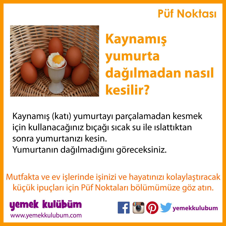 Yumurta Kaynattığınız Suyun Faydaları