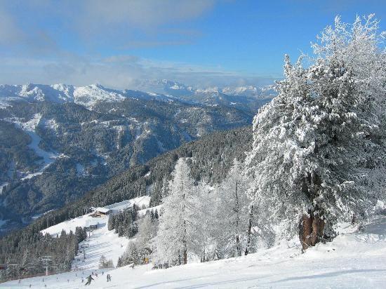 Zauchensee (ski area) - Altenmarkt im Pongau, Austria
