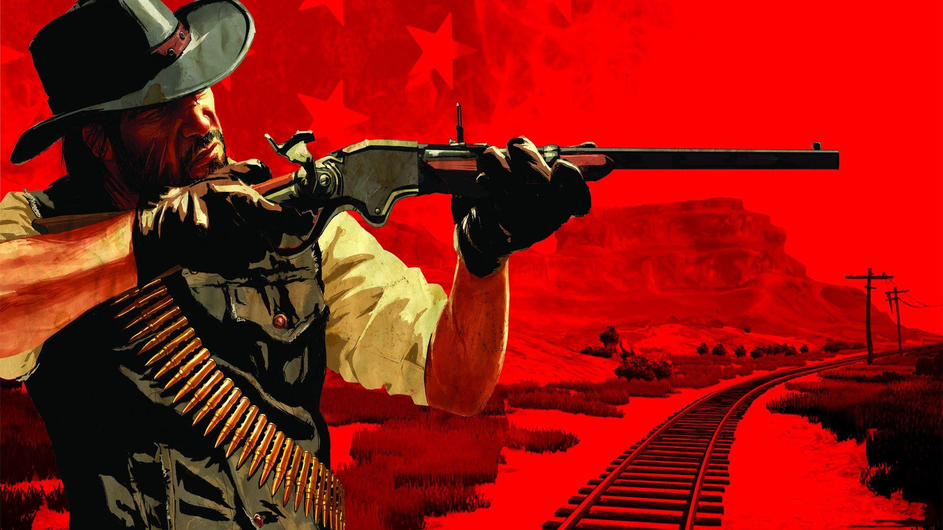 Shotguns Cowboys Wallpaper Red Dead Redemption Artwork Red Dead Redemption Art Red Dead Redemption