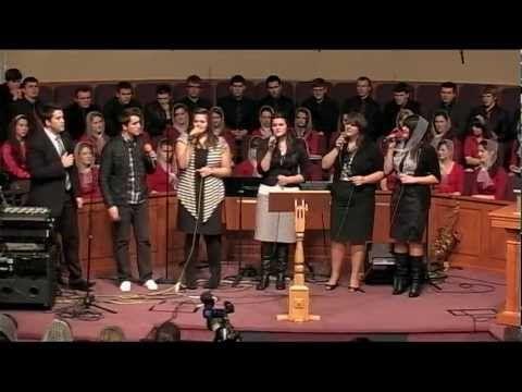 Hristos Rozhden Semya Spatarel Slavic Christian Center Christmas Music Music Talk Show