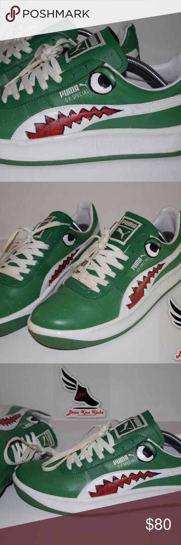 nouveau concept b24d9 450f4 Custom Puma Gv Special Puma Gv Special Puma Shoes Sneakers ...