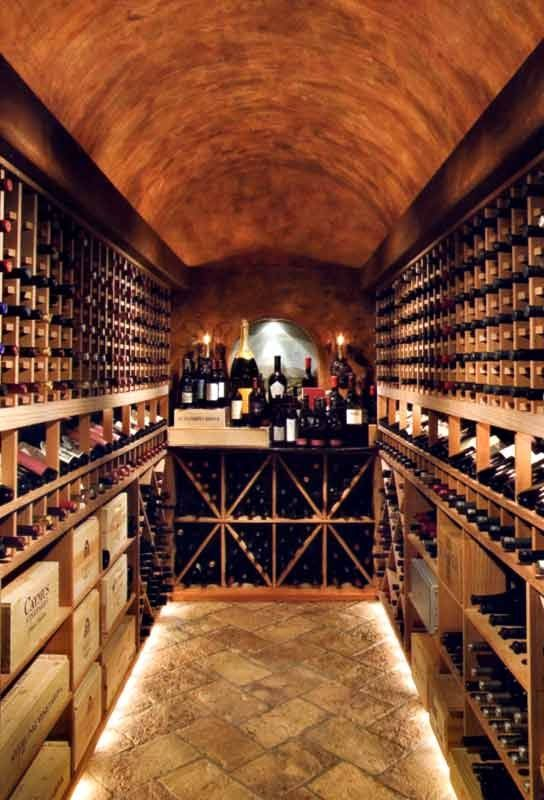 Pin By Jerianne Feiten On For The Home Pinterest Wine Cellar