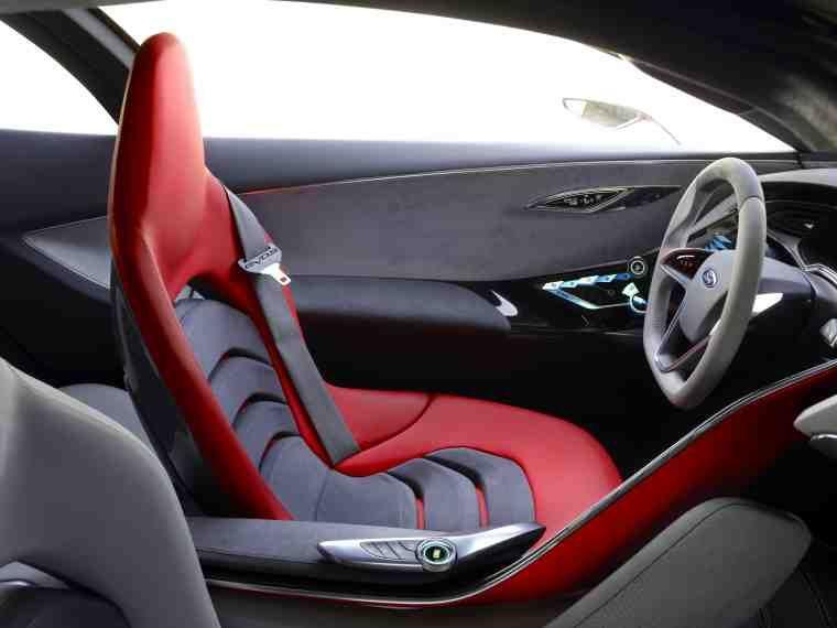 ألبوم فورد إيفوس سيارات Ford Evos Concept Car Seats Car Vehicles