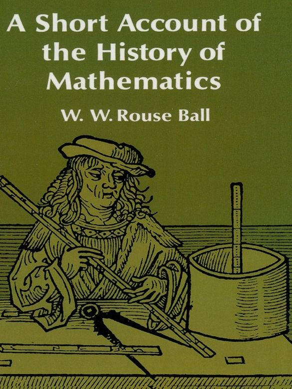 A Short Account Of The History Mathematic Books Essay Topics Topic